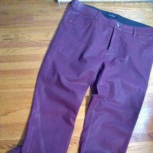 Purple White house/Black Market Pants